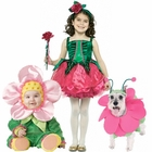 Flower Costumes