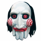 Deluxe Saw Jigsaw Puppet Mask