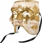 Venetian Triple Face Mask