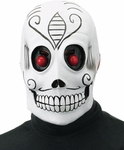 Groom Day of the Dead Mask