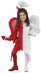 Toddler Angel Devil Costume