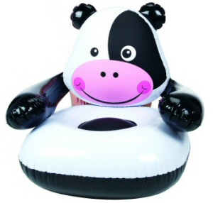 Inflatable Moo-Cow Chair