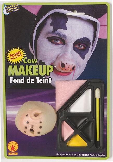 Cow Makeup Costume Kit Fake Costume Noses Brandsonsale Com