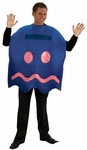 Adult Pac-Man Blue Ghost Costume