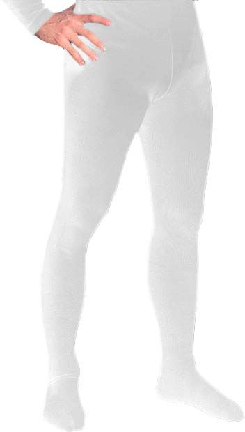 White Men's Tights