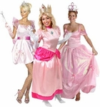 Princess Peach Costumes