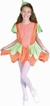 Child's Pumpkin Princess Costume