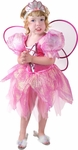 Toddler Pink Petal Princess Costume