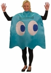 "Adult Pac-Man ""Inky"" Cyan Ghost Deluxe Costume"