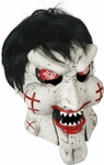 Deluxe Horror Puppet Costume Mask