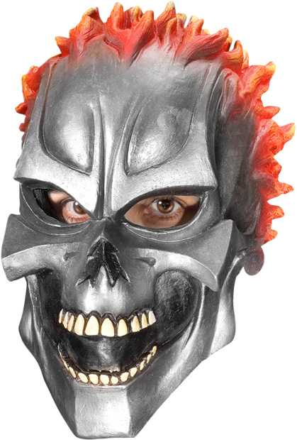 Ghost Rider Costume Mask Ghost Rider Costumes