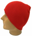 Short Beanie - Soft Fabric