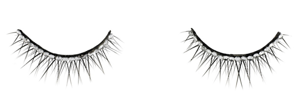 Rhinestone Fake Eyelashes