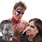 Halloween Prosthetic Makeup