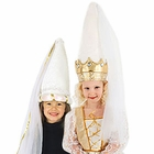 White Princess Hats