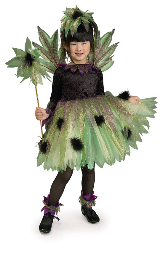 Child's Spooky Sprite Fairy Costume
