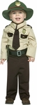 Toddler Future State Trooper Costume