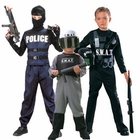 SWAT Team Costumes