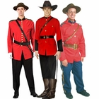 Canadian Mountie Costumes