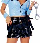 Adult Police Officer Costume Utility Belt