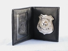 Realistic Costume Cop Badge & ID Holder