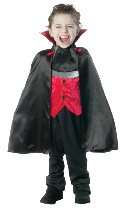 Toddler Darling Vampire Costume