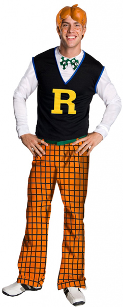 Adult Archie Andrews Costume
