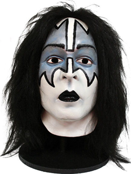Ace Frehley Collector Mask