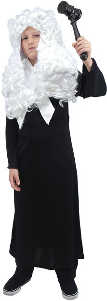 Child's Colonial Judge Costume