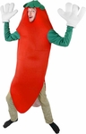 Adult Deluxe Carrot Costume