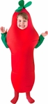 Toddler Carrot Costume