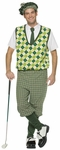 Adult Old Time Golfer Costume