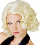 Women's Blonde Jessica Simpson Wig