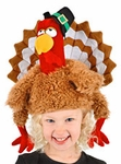Child's Turkey Hat