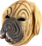 Dog Latex Mask