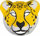 Foam Leopard Mask