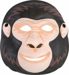 Foam Monkey Mask