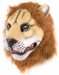Lion Latex Mask