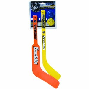 NHL Mini Goalie and Player Sticks Set