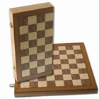 16� inch Beech Chess Set with Handle