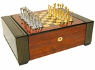Hi-Gloss Chess and Humidor Set