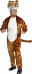Adult Deluxe Tiger Mascot Costume