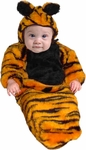 Bunting Baby Tiger Costume