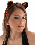 Tiger Ears And Tail Costume Kit