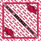 Arkansas Hogs Razorbacks Bandanas