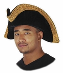 Adult Soft Tricorn Hat