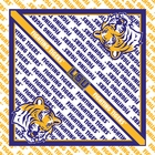 Louisiana State Fighting Tigers Bandanas