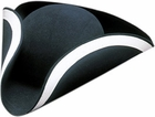 Wool Felt Tricorn Hat