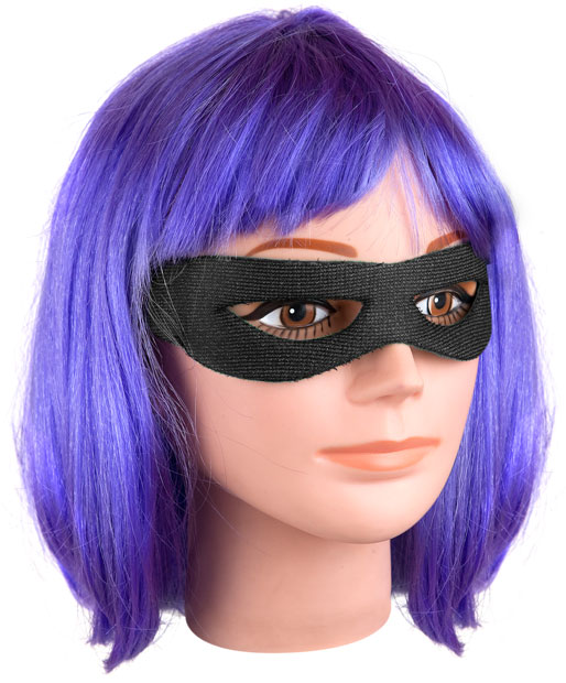 Purple Hit Girl Costume Kit