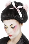 Adult Deluxe Japanese Lady Costume Wig